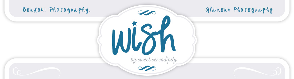 Sweet Serendipity Photography Boudoir Blog logo